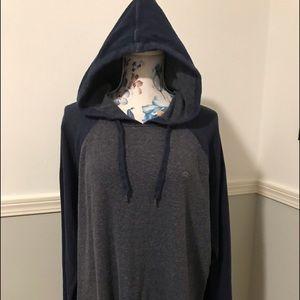 VANS thermal hoodie